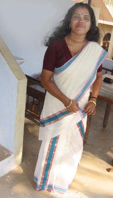 Kerala Mundu Saree