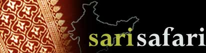 sarisafari is all about the world of the Indian Sari
